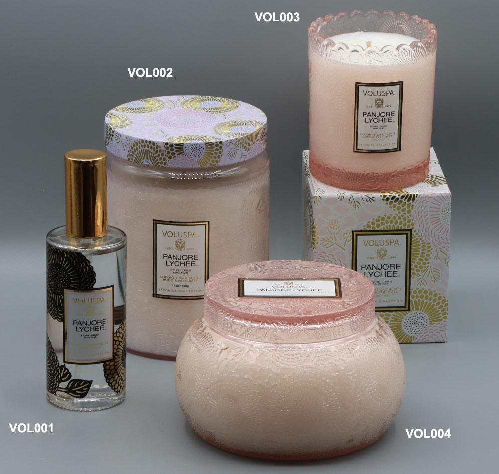 Voluspa Candles Mozart S Fine Gifts Inc